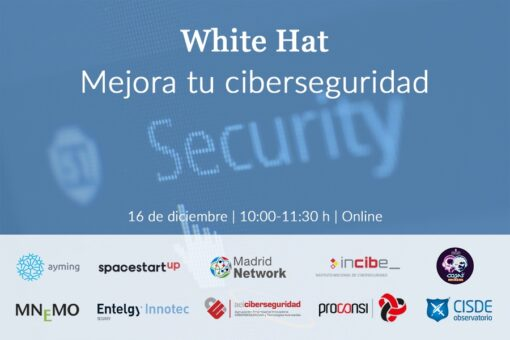 ciberseguridad, spacestartup, incibe, ayming
